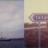 Philippe Guionie, un polaroid et la Mer Noire