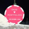OAI13 ♥   Vos Portfolios Décembre 2014