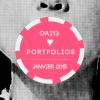 OAI13 ♥   Vos Portfolios Janvier 2015