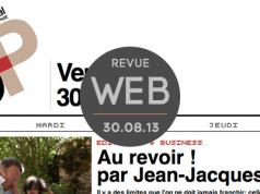 Revue Web du 30/08/13 : Le Journal de la Photographie, Visa pour l'Image, Aidan Sullivan, Don Mc Cullin, Michel Puech, À l'oeil