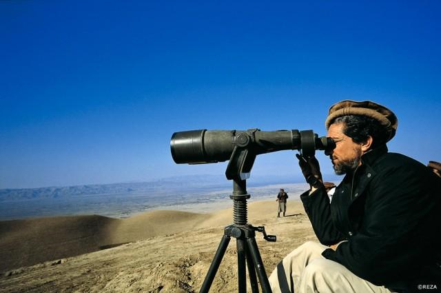 Reza lance sur KissKissBankBank une collecte pour un livre application sur le commandant Massoud