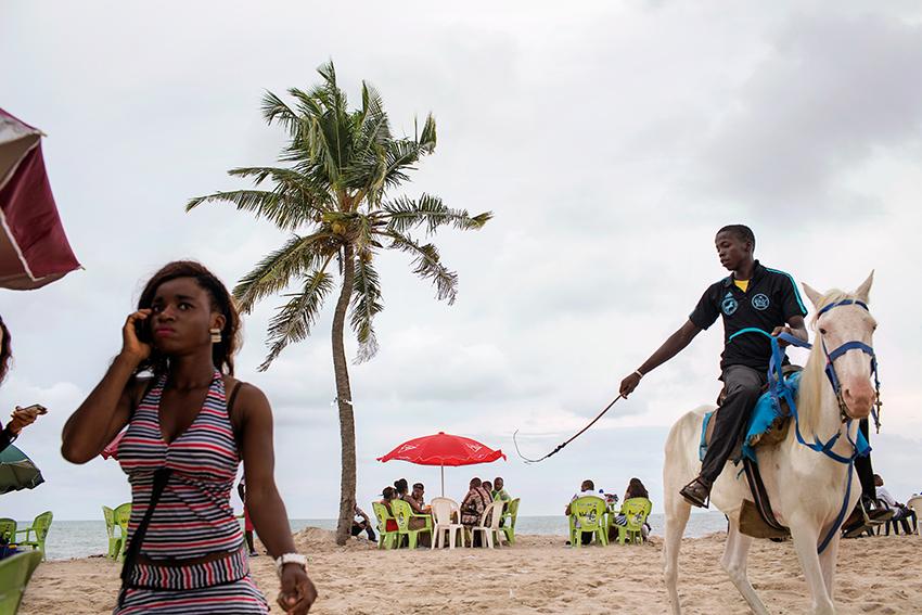 Robin Hammond, Lagos, Festival Photoreporter de Saint Brieuc