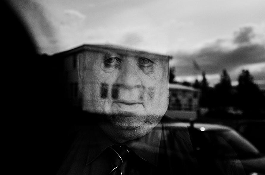 Sebastien Van Malleghem, North Road