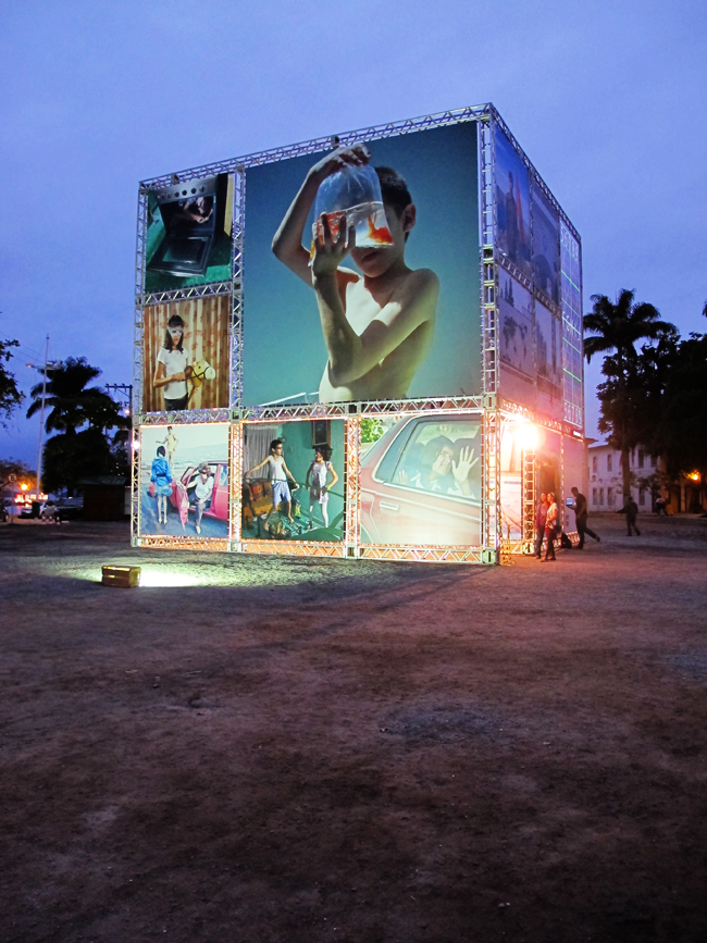 Paraty em Foco, festival de photographie au Brésil