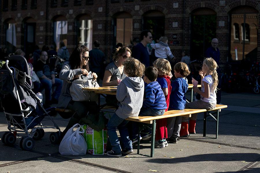 Unseen Photo Fair Amsterdam, Westerpark