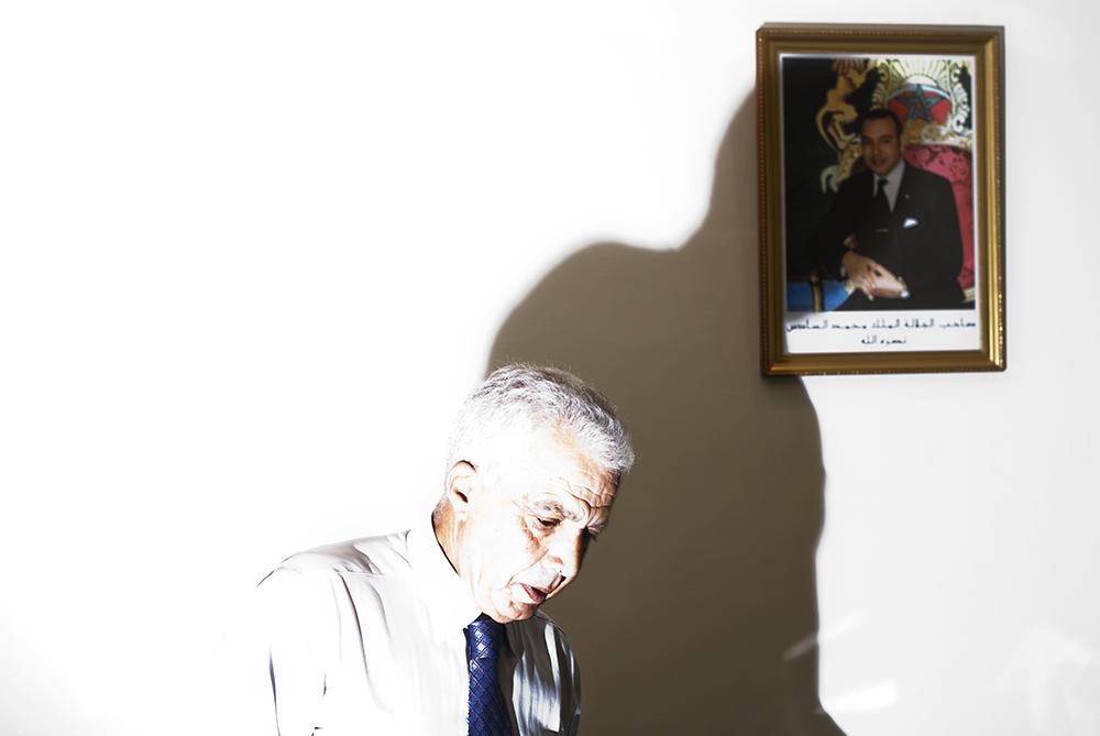 Meziane Belfiq - premier conseil de sa majesté Mohamed VI