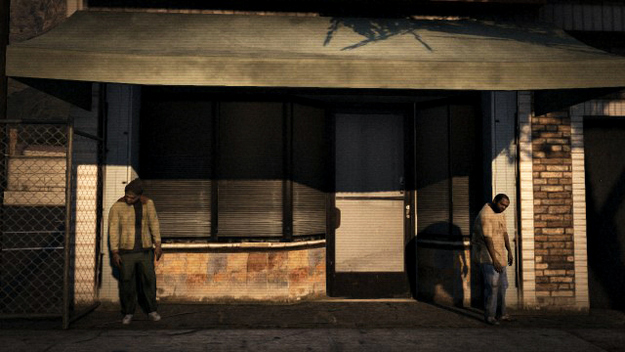Street Photography GTA V