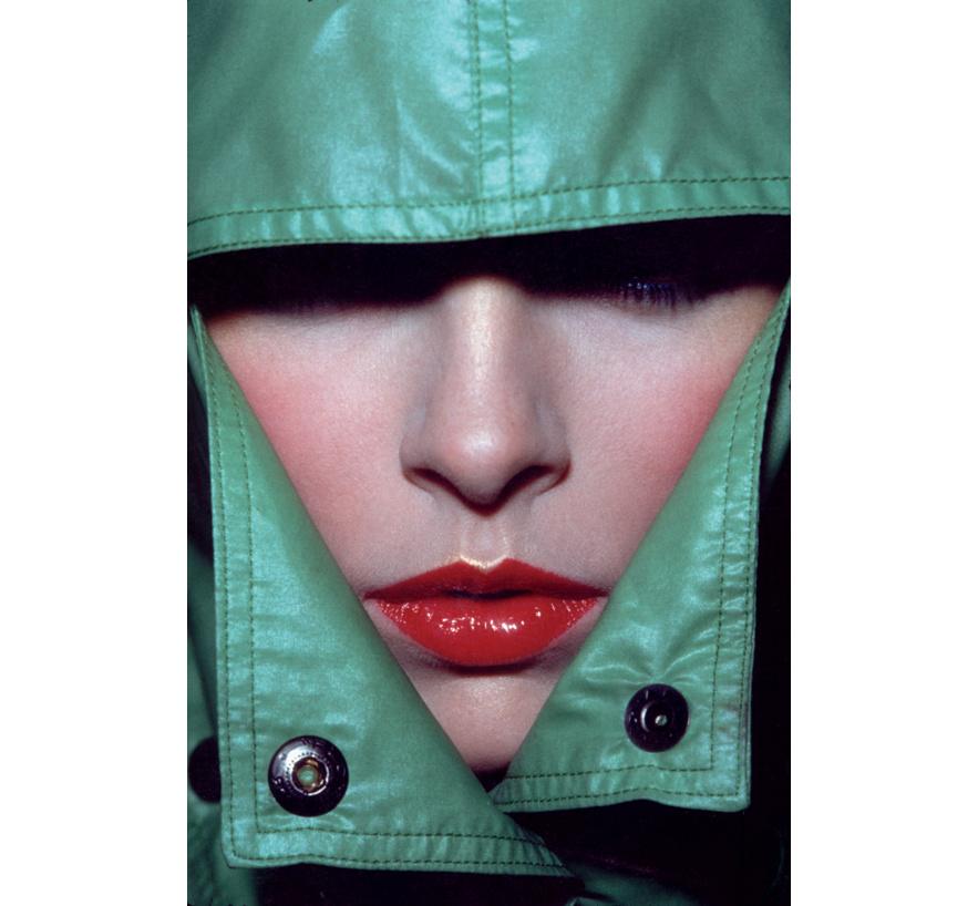 Vogue France 1974 - Model: Otti | Hans Feurer