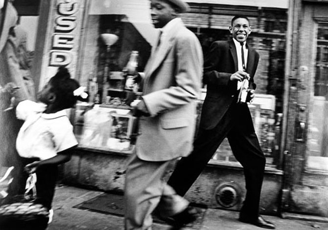 William Klein, Street Photography