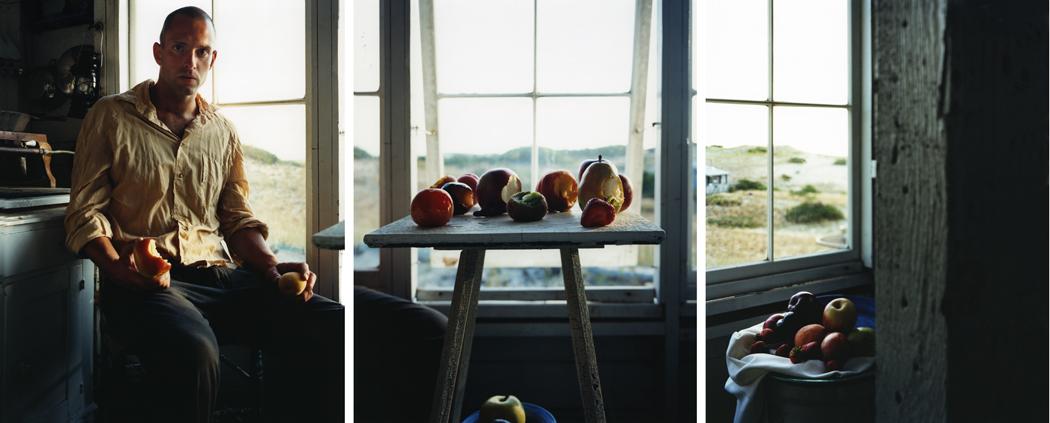 David Hilliard, la galerie particulière
