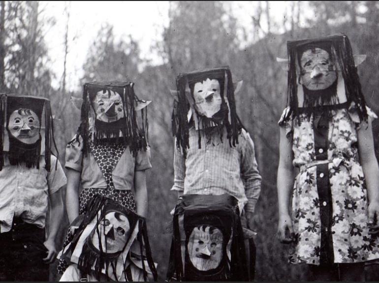Halloween photographies
