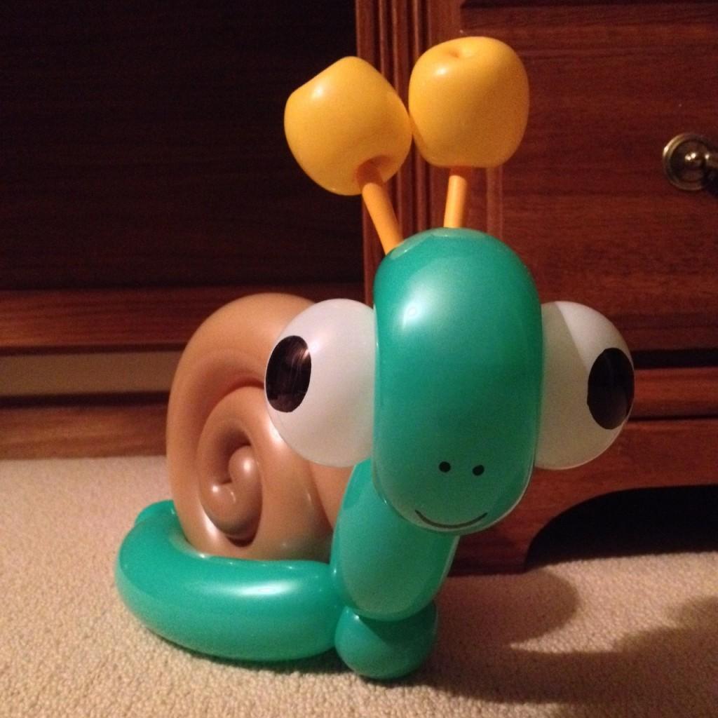 Sculpture en ballon