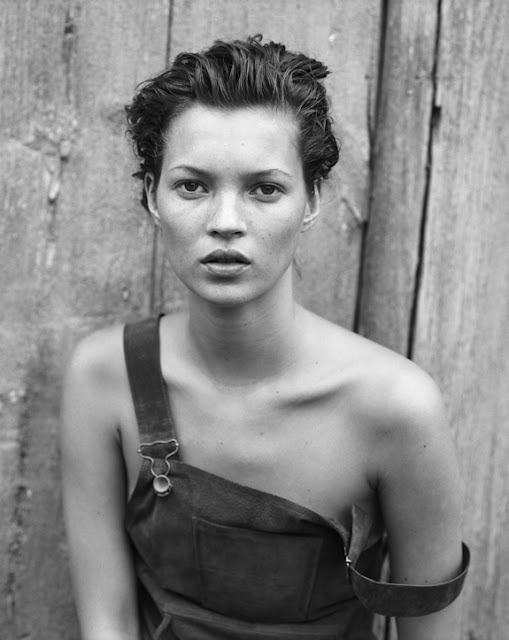 Kate Moss par Peter Lindbergh