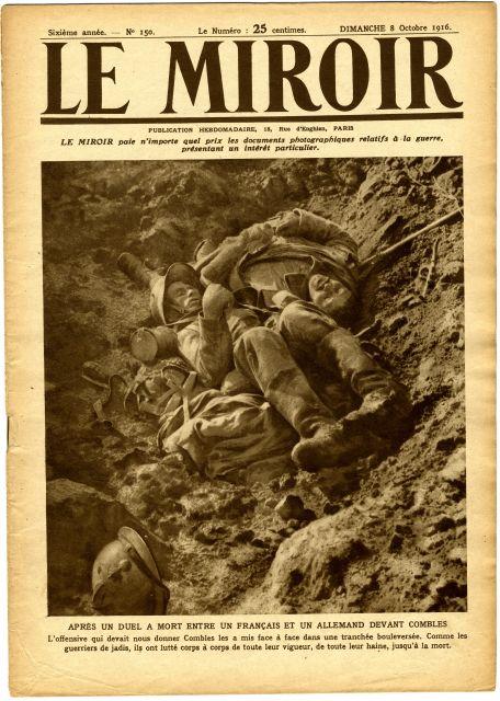 Le Miroir, 8 octobre 1916