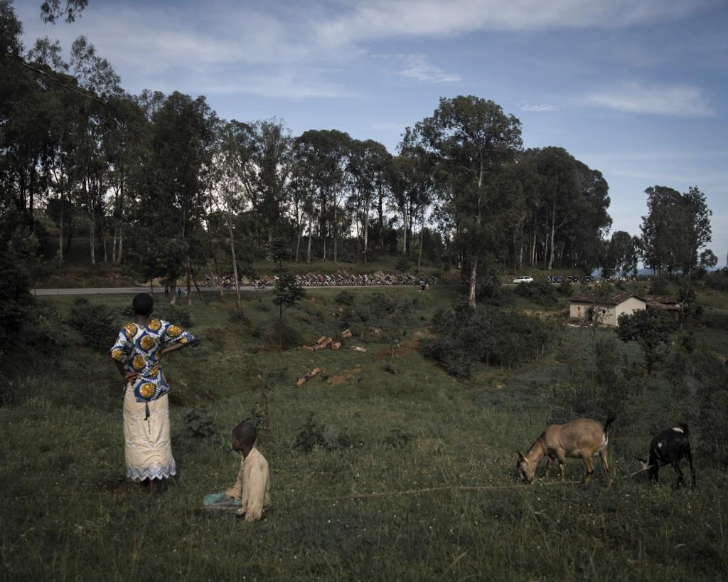 La Petite Reine du Rwanda, Colin Delfosse