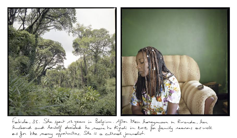 Rwanda, le retour de la diaspora, Julie David de Lossy