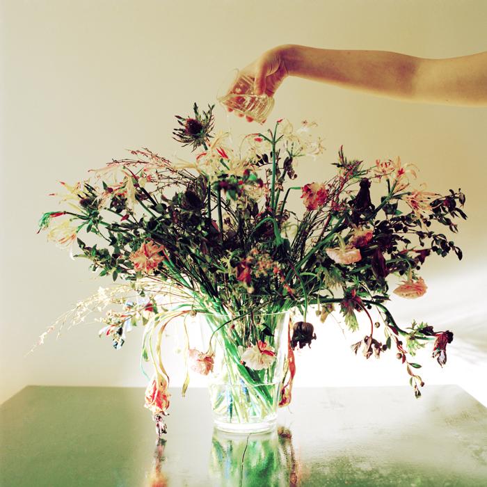 Le bouquet, 2013 © Amélie Chassary & Lucie Belarbi
