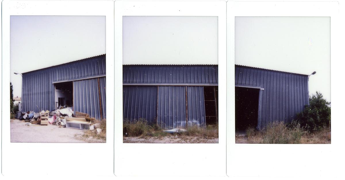 Les contemplations au polaroid de Karine Maussière