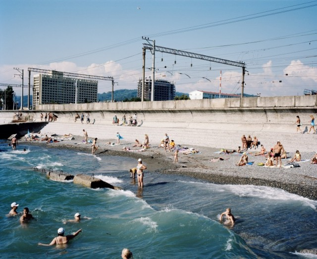 The Sochi project, Rob Hornstra et Arnold Bruggen