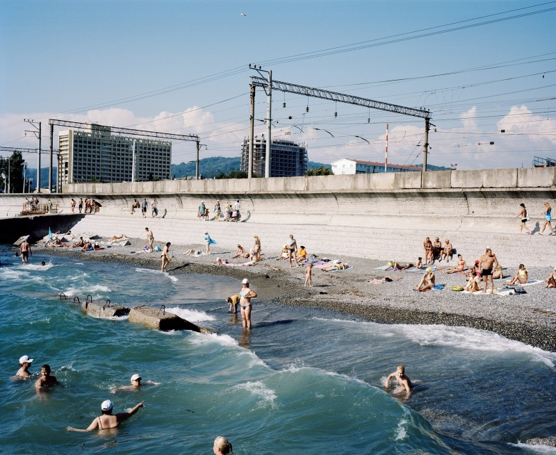 The Sochi project, Rob Hornstra et Arnold Bruggen
