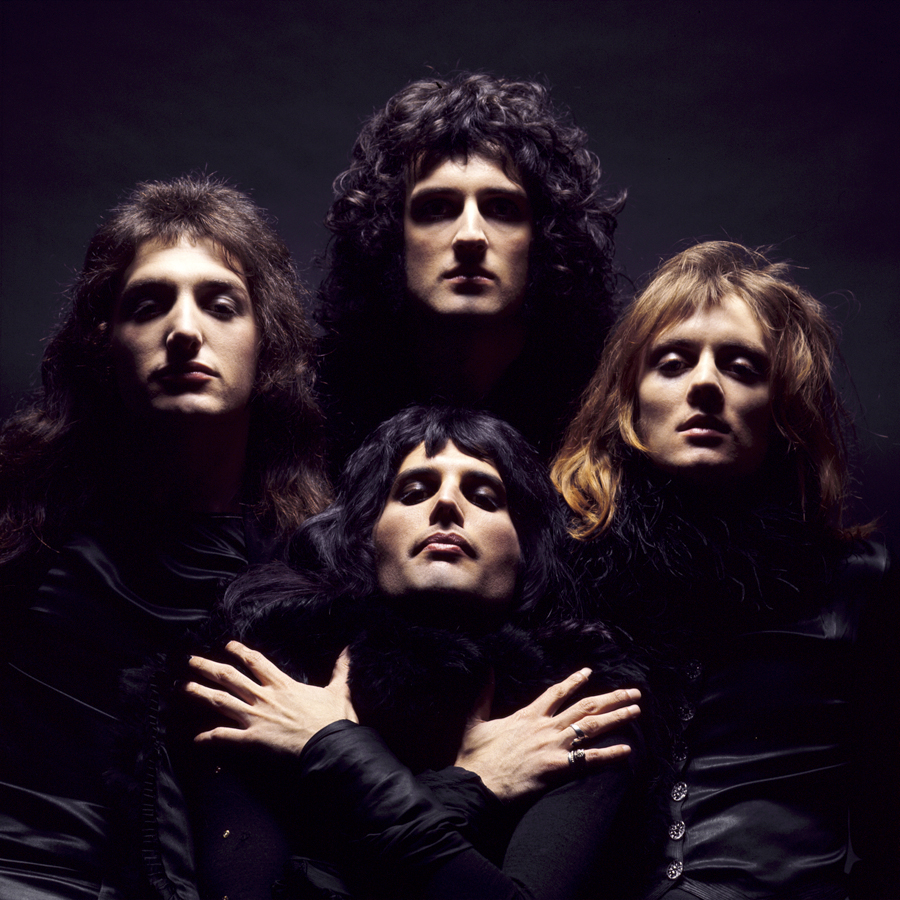 Queen © Mick Rock