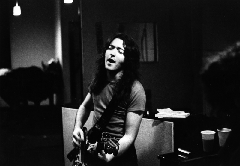 Rory Gallagher © Mick Rock