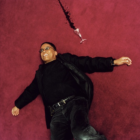 Herbie Hancock par Sylvain Gripoix