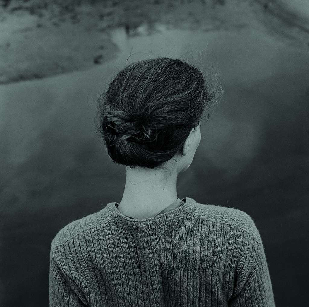 02_Emmet Gowin_Edith, Chincoteague Island (Virginie), 1967©Emmet Gowin, courtesy Pace MacGill Gallery, New York