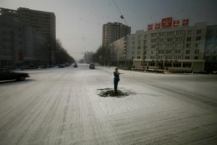 North Korea NY Philharmonic