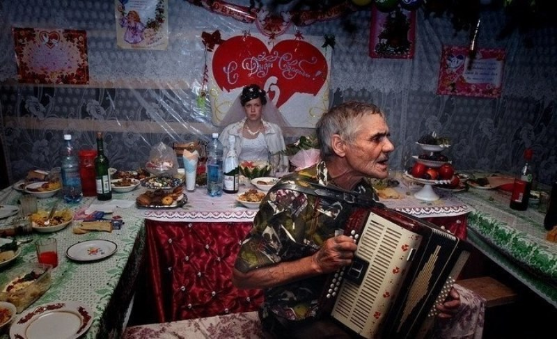 Incroyable club de mariée russe ont