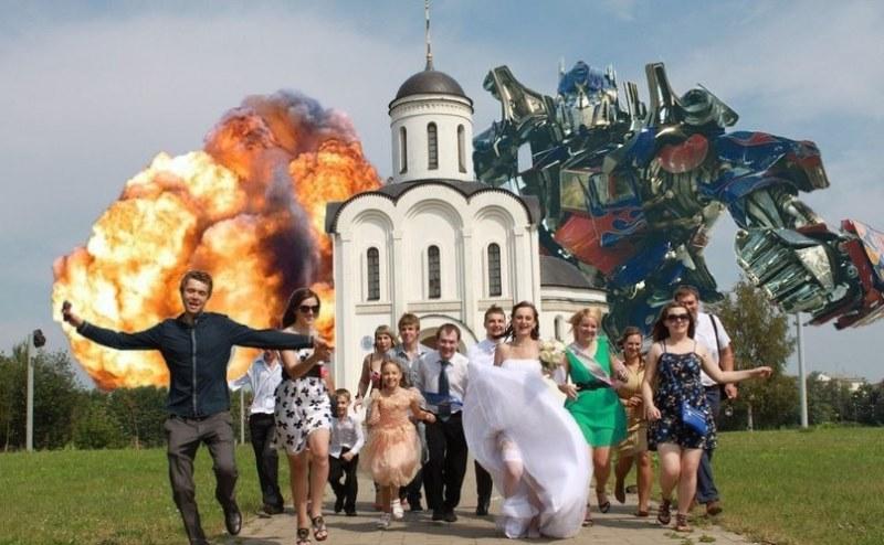 Pour les mariées russes ces
