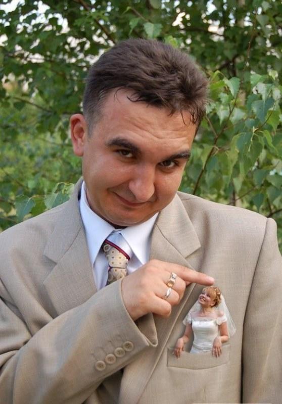 Votre mariée russe quand vous