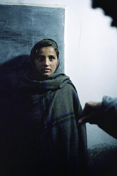 Marie-Paule Nègre Femmes en résistance Ecole de la nuit Rajasthan Inde 2002
