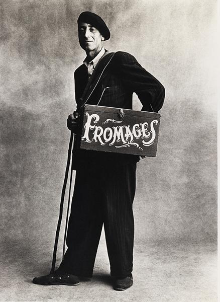 Irving Penn, 1949 © Copyright by The Irving Penn Foundation