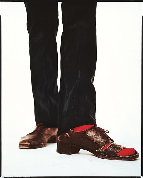 Photo Richard Avedon : Andy Warhol, artist, New York, 1969 , © Copyright Richard Avedon Foundation