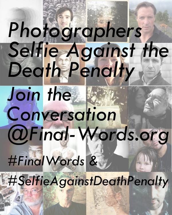 selfie-against-death-penalty