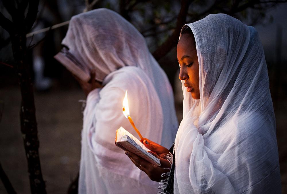 Lalibela, Ethiopie © Matjaz Krivic