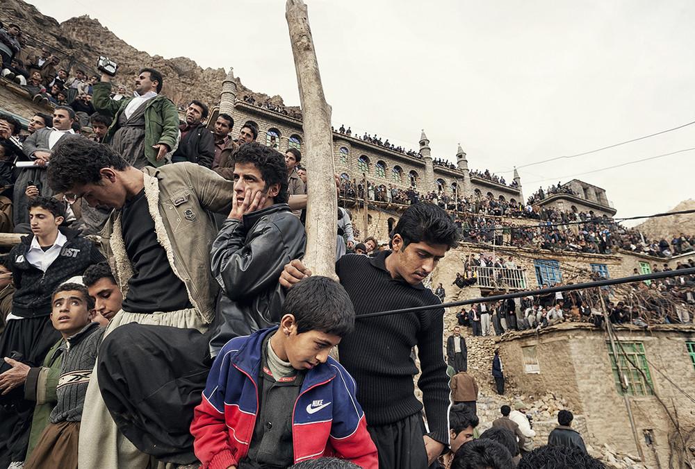 Oraman Takht, Iran © Matjaz Krivic