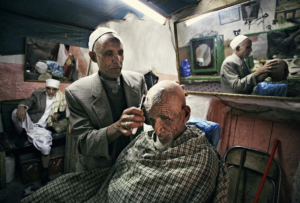 Sana'a, Yemen © Matjaz Krivic