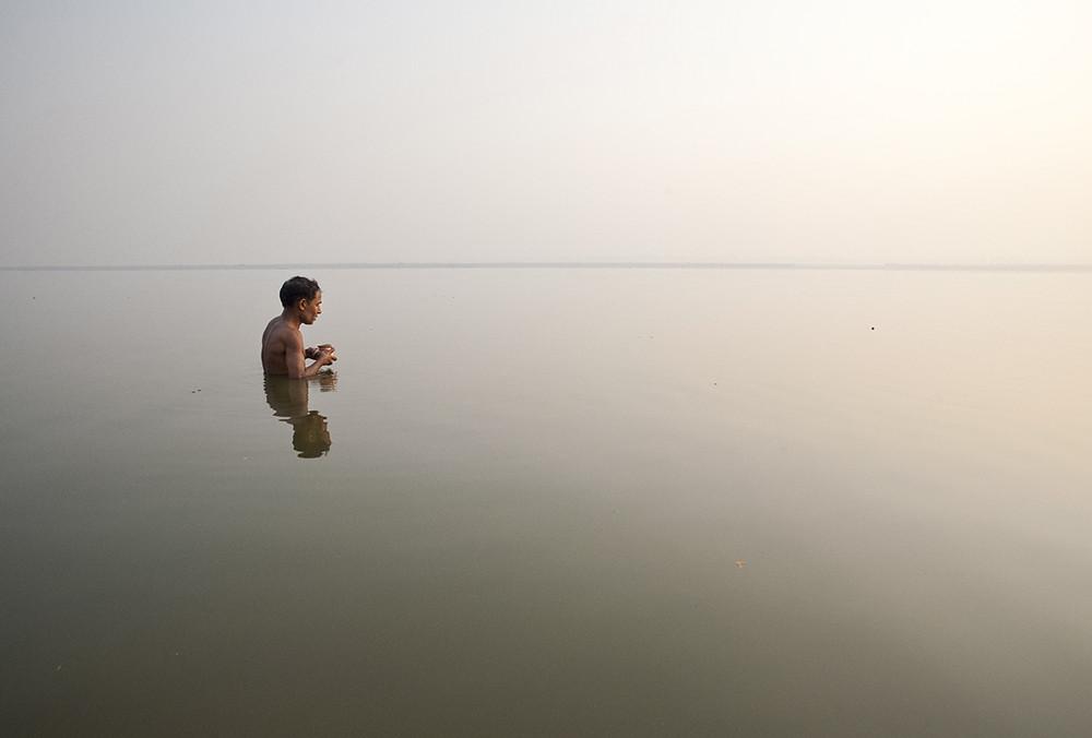 Varanasi, India © Matjaz Krivic