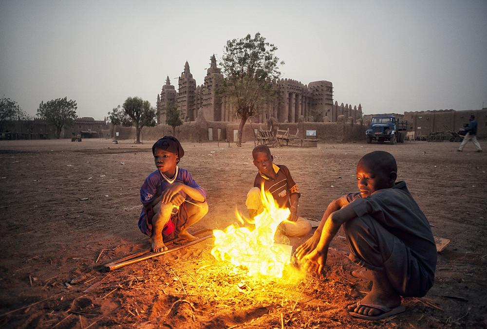Djenné, Mali © Matjaz Krivic