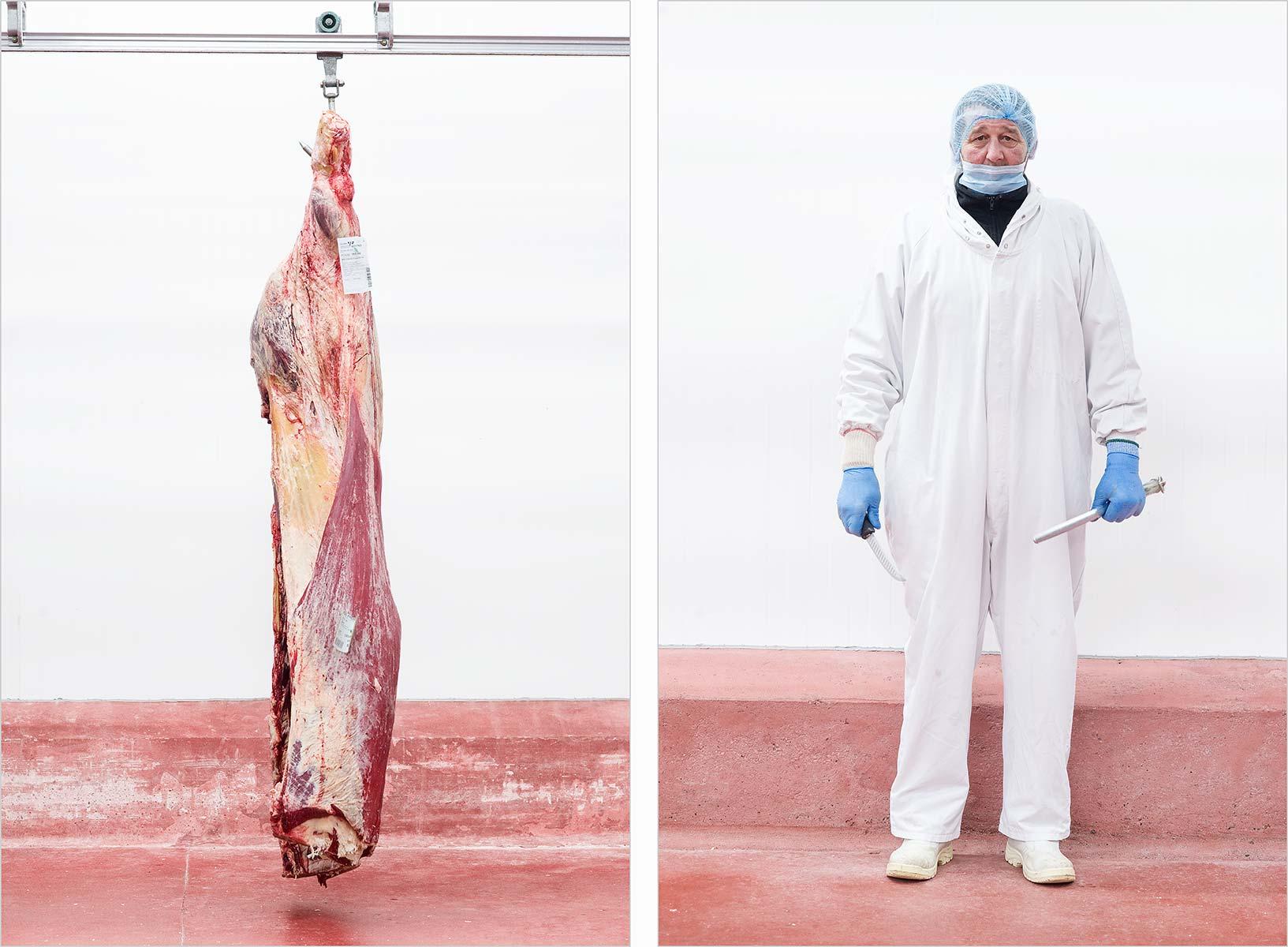 """""""Meat your Maker"""" d'Adrien Ehrhardt"""