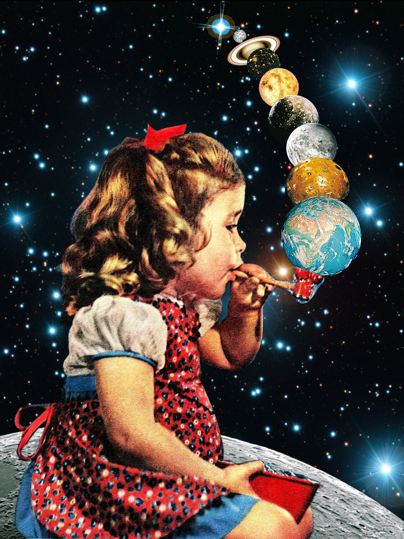 Les collages humoristiques d'Eugenia Loli