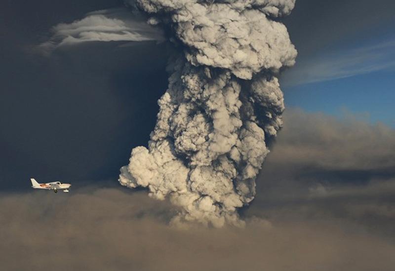 Eruption du volcan Grimsvotn (Reuters)