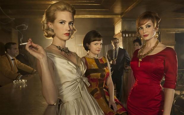 Image extraite de la série télévisée Madmen