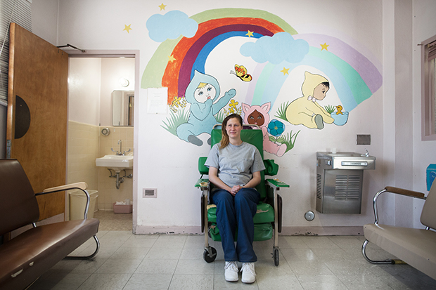 01 - Brittany Bass - Pregnant in Prison Prisoners Child Childcar