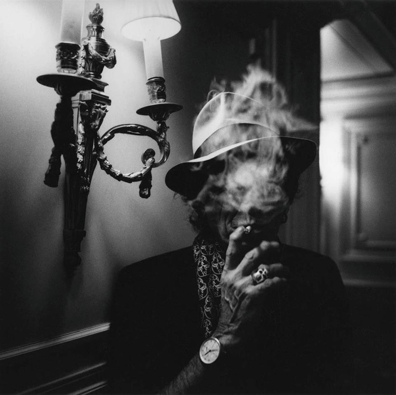 Keith Richards par Richard Dumas