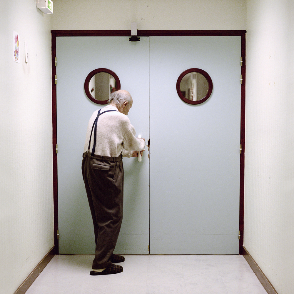 Into Oblivion Vivre Avec Alzheimer Confin 233 Dans Un