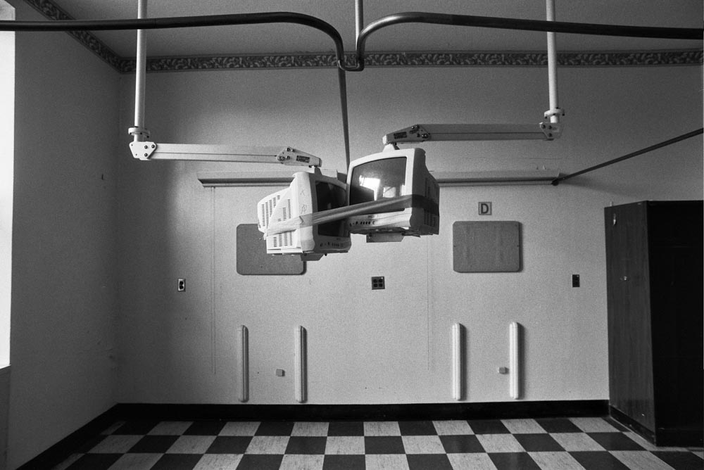"""Goldwater, autopsy of an hospital"" de Charles Giraudet"