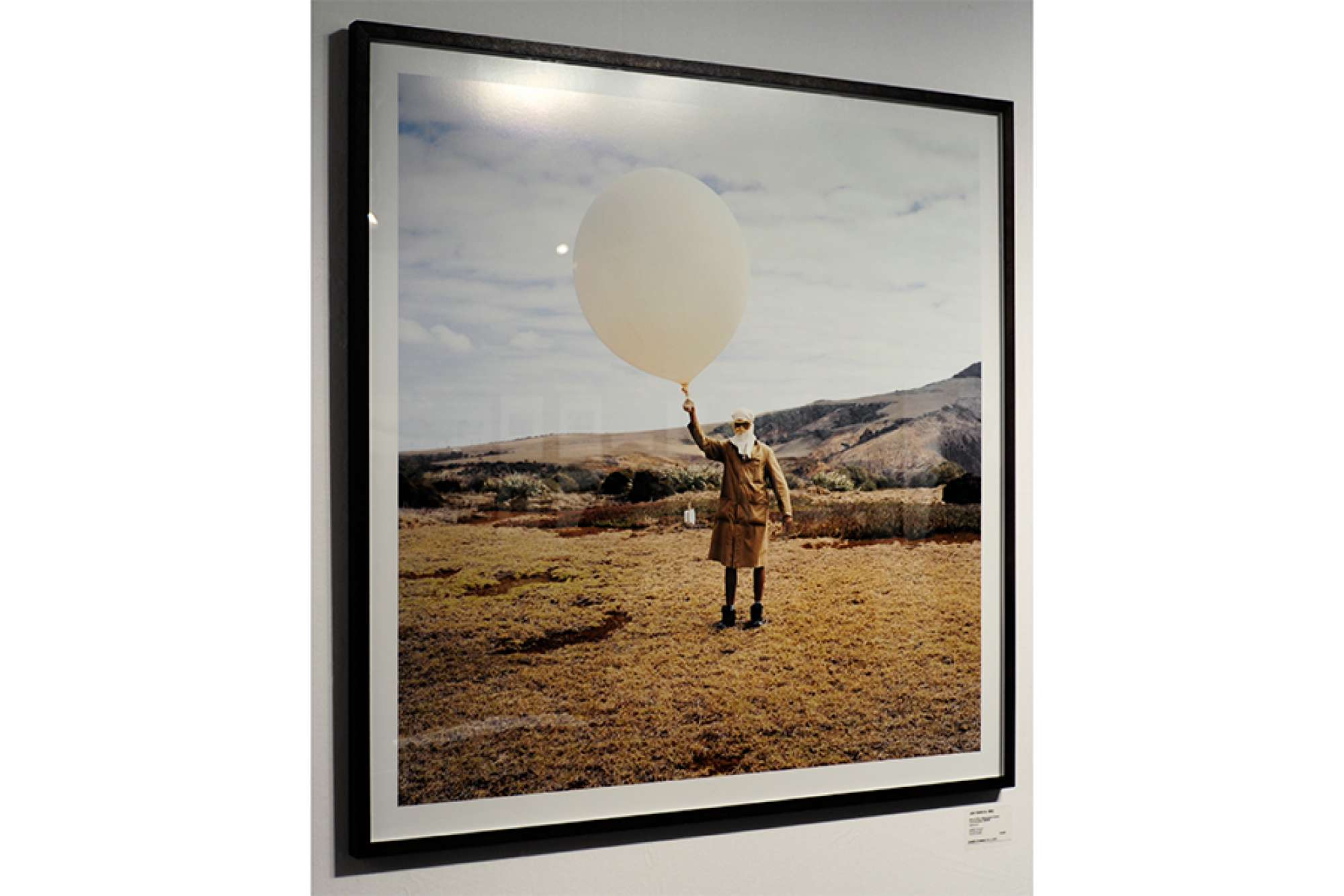 "Jon Tonks | ""Marcus Henry, Meteorological Station"" 